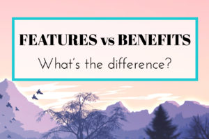 features vs benefits cover image